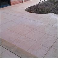 Liquid Limestone Cleaning After