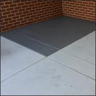 carport tinted sealer