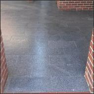 granite clean after sealer