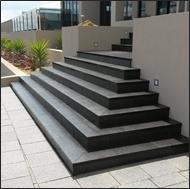 steps sealing