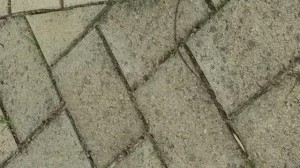 Weathered Concrete Pavers