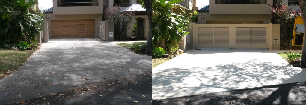 driveway cleaning Bicton